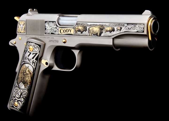 777 Ranch Heritage Colt .45s