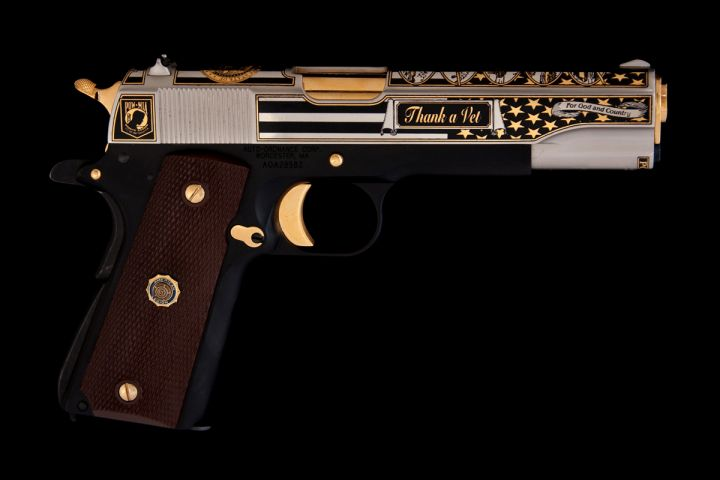 American Legion Department of Nevada 1911 Pistol