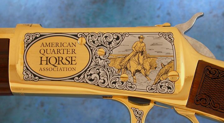 American Quarter Horse Association (AQHA) 1892 Rifle