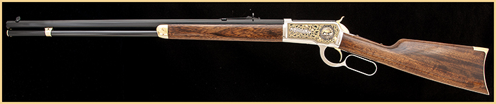 B.P.O.E. Collectible 1892 Rifle