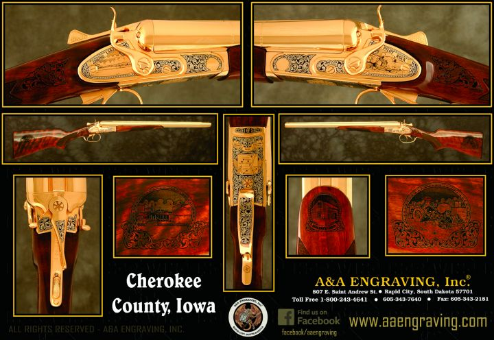 Cherokee, IA Baikal Side by Side Coach Gun