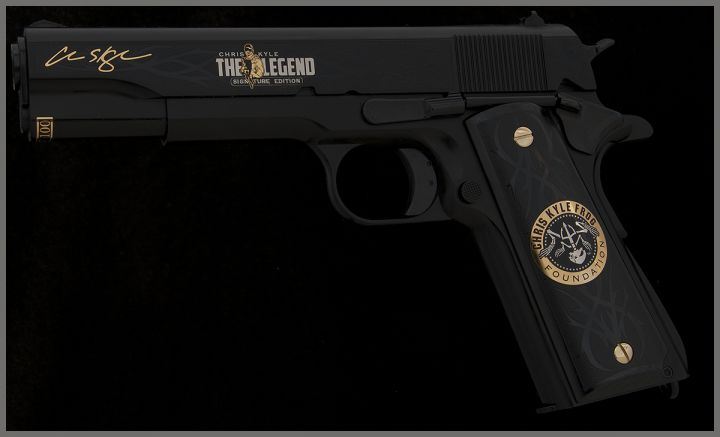 Chris Kyle Foundation 1911