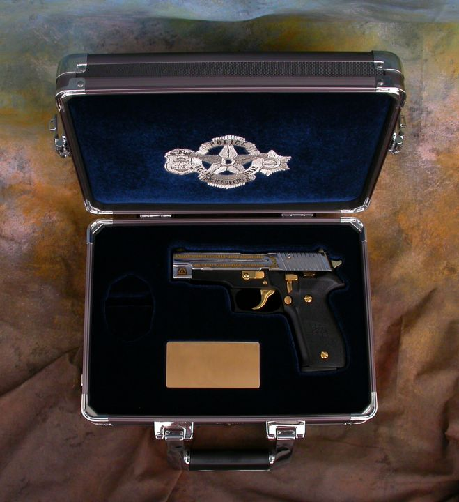 Law Enforcement | More | Inventory | A&A Engraving, Inc