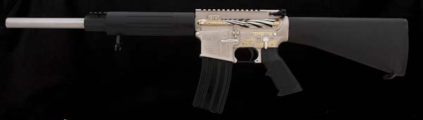 Deadwood Tobaccco Company AR-15