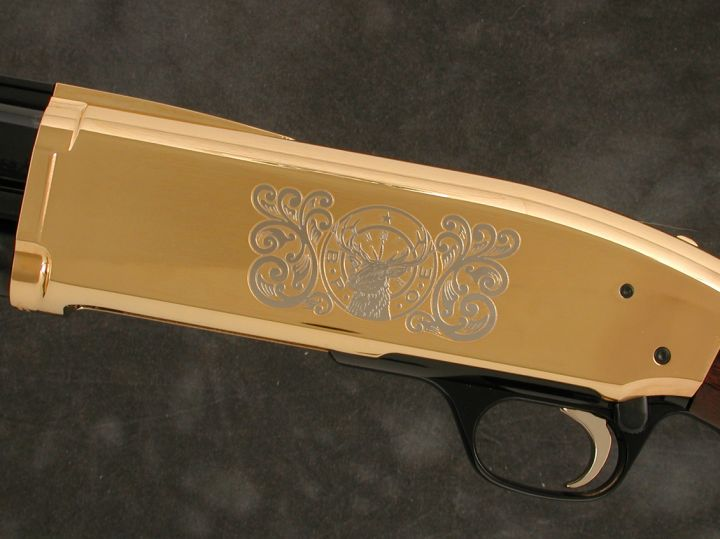 ELKS BPOE 2001-2002 Browning BPS Shotgun