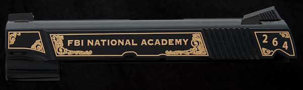 FBI National Academy .9MM
