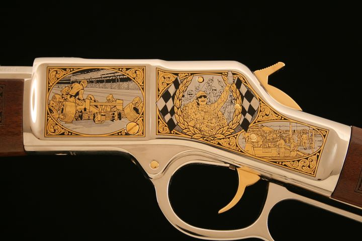 Indianapolis 500 Official Centennial Henry Rifle