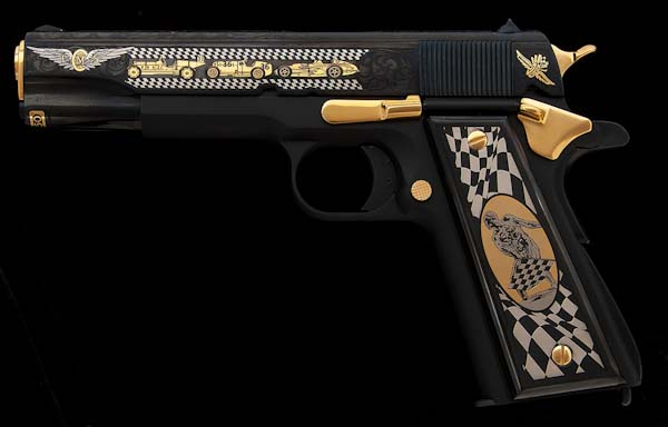 Indy 500 Evolution of Speed 1911 Pistol