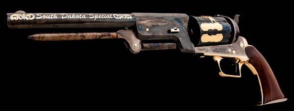 John Spangler South Dakota Special Revolver
