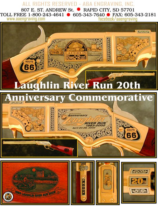 Laughlin River Run 30th Anniversary 1873 Rifle