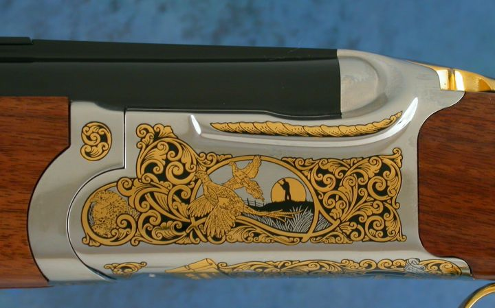 Martin County Pheasants Forever 20th Anniversary Shotgun