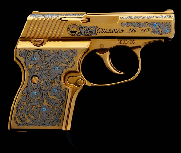 North American Jewel P380 Pistol | Inventory | A&A Engraving