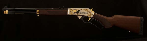 North Dakota Buffalo Association 25th Anniversary Henry Rifle