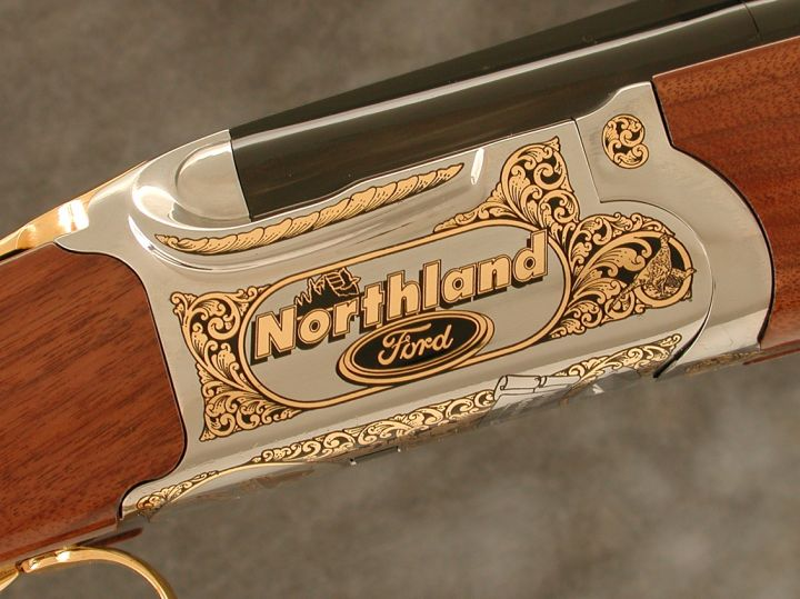 Northland Ford 2001-2002 Pheasants Forever Ruger Red Label Special