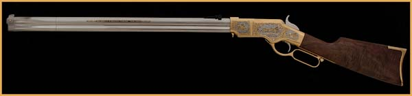 O'Connell Construction Heritage Henry Rifle