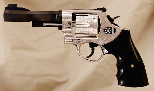 Randall Kenner Heritage Smith & Wesson Revolver