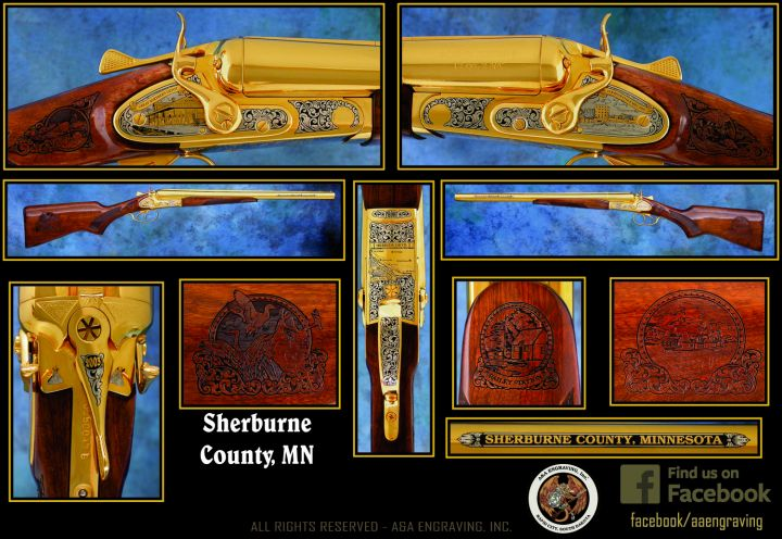 Sherburne County, MN Baikal Side by Side Coach Gun