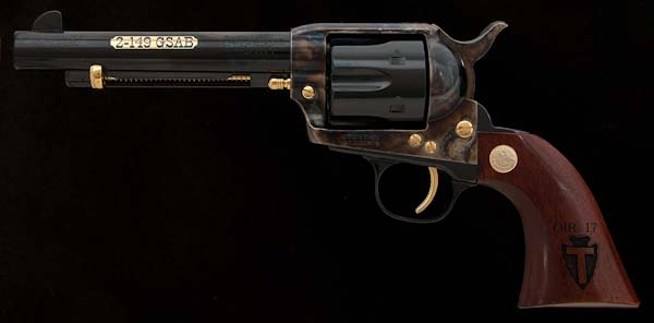 TF Rough Riders Deployment Revolver