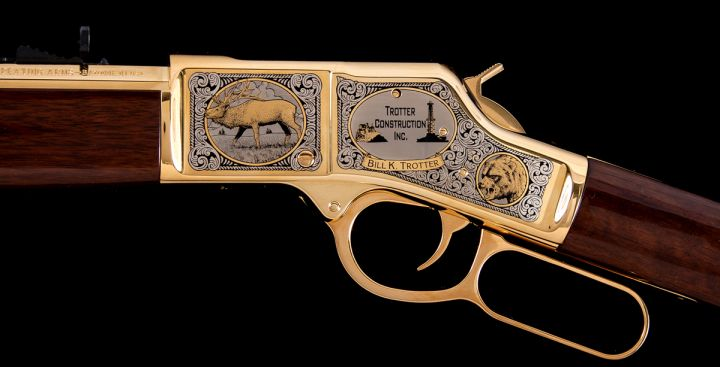 Trotter Construction Corporate Heritage Henry Rifle