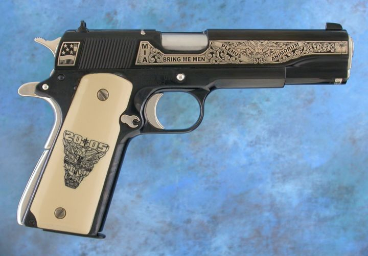 U.S. Air Force Academy (USAF) Class of 2005 1911 Pistol
